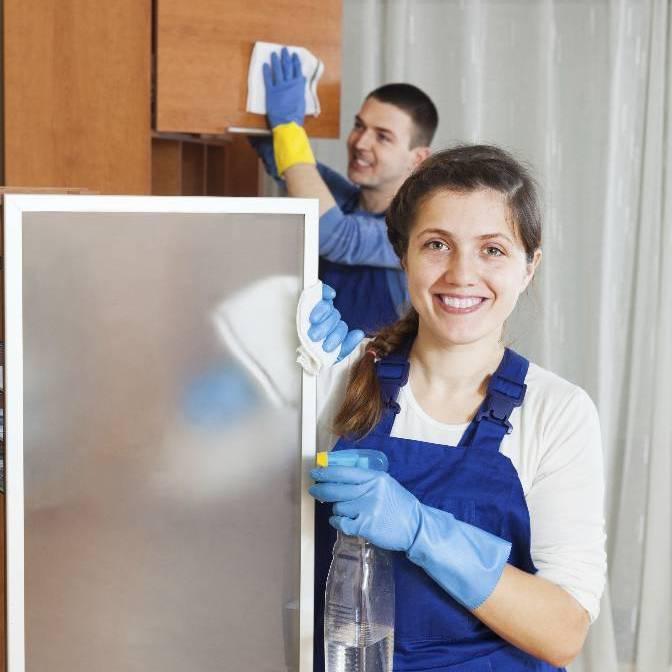 flyttevask og utvask