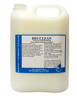 bio clean vaskemiddel